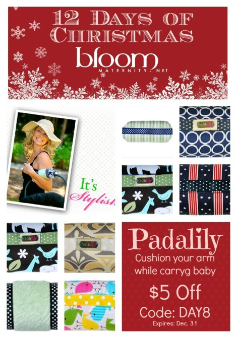 12 Days of Christmas | @BloomMaternity | http://bloommaternity.net