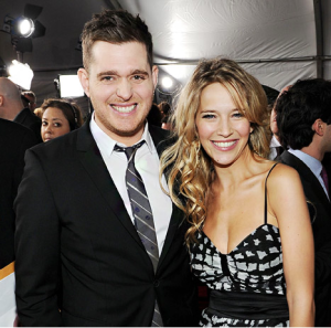 Michael Buble on Naming Baby | @BloomMaternity