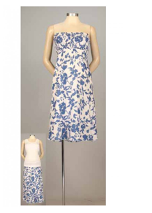 2 in 1 Play Dress / Skirt by Japanese Weekend. Sale $36.95 | @BloomMaternity