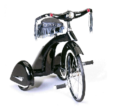 Road Hog Trike | @bloomMaternity